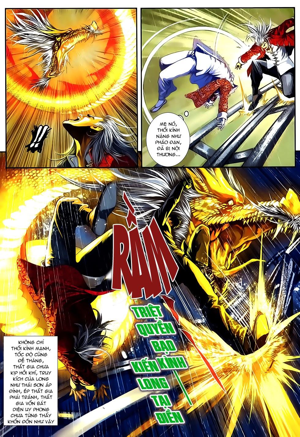 Quyền Đạo chapter 12 - end trang 16