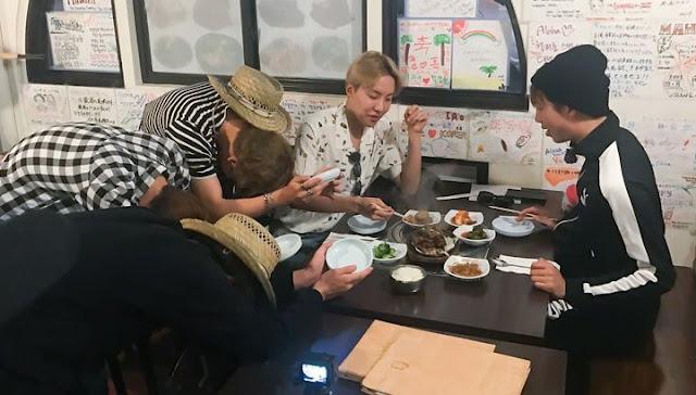 Muryo Download: BTS Bon Voyage Season 2 Episode 6 Behind Cam