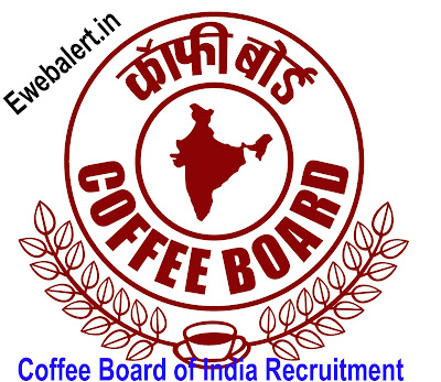 Coffee Board of India Recruitment