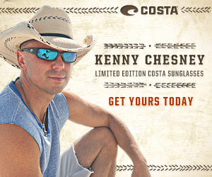 5b855ebe6f9a3 CONTEST – Enter To Win A Pair Of Limited Edition Kenny Chesney Costa  Sunglasses   CD