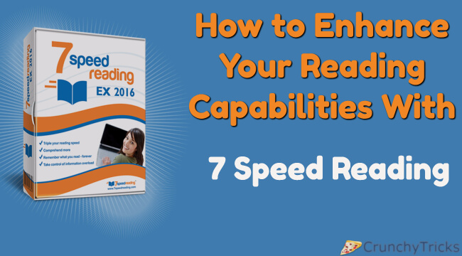 7 Speed Reading Review