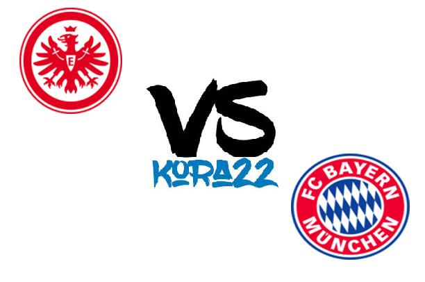 مشاهدة مباراة بايرن ميونخ وآينتراخت فرانكفورت بث مباشر في الدوري الالماني يوم 11-3-2017 مباريات اليوم bayern munich vs eintracht frankfurt