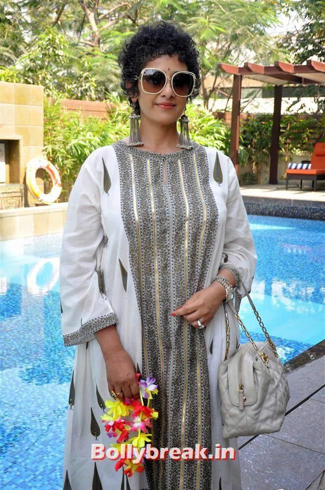 Manisha Koirala, Bollywood Page 3 Celebs at Sheetal Nahar Brunch Party