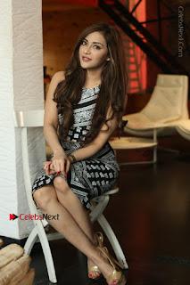 Telugu Actress Angela Krislinzki Latest Pos in Short Dress  0161.JPG
