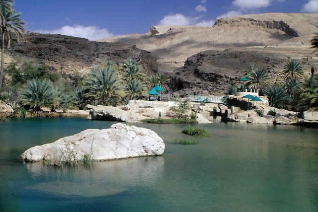 وادي بني خالد عمان