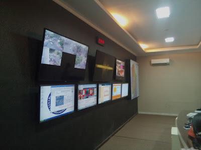 BPBD kota Denpasar, ruang operasional