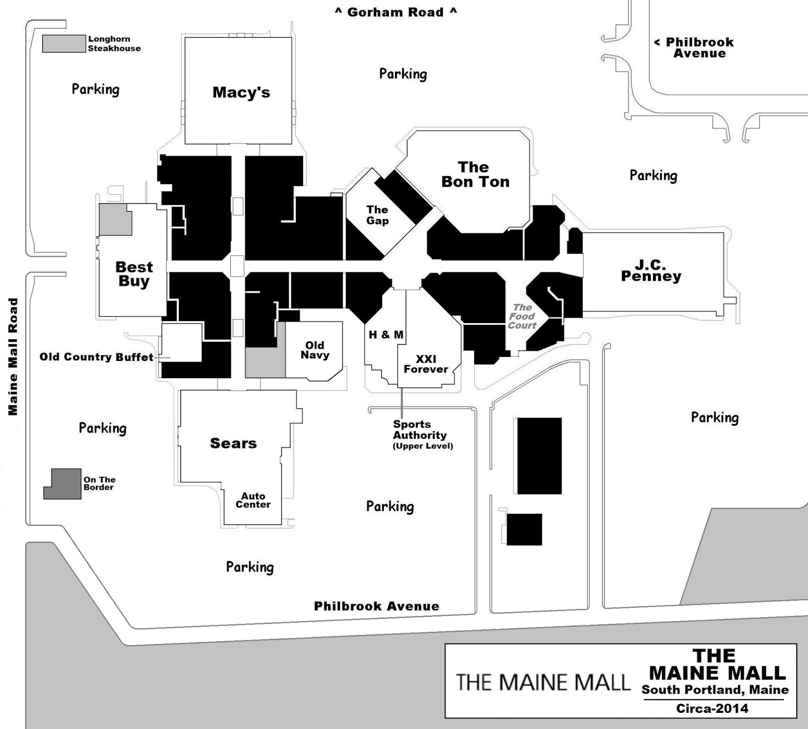 Macy S Herald Square Floor Plan: MALL HALL OF FAME