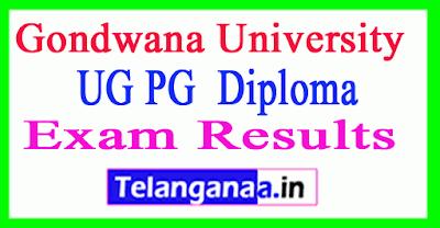 Gondwana University Gadchiroli Result