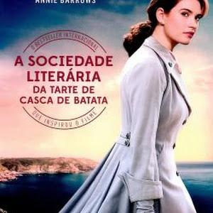 RESENHA] A Sociedade Literária da Tarte de Casca de Batata, de Mary Ann  Shaffer e Annie Barrows O ROMANCE PERFEITO - Livros e Resenhas