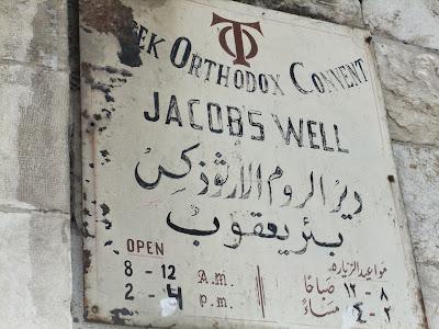 Risultati immagini per Immagini Galilea il pozzo di Giacobbe