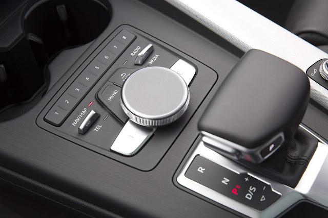 Audi A4 Avant 2017 - câmbio S-Tronic