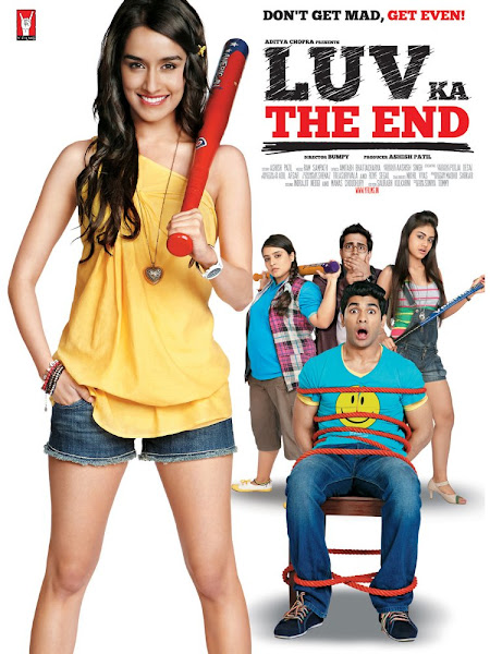 Poster Of Luv Ka The End 2011 720p Hindi HDRip Full Movie Download