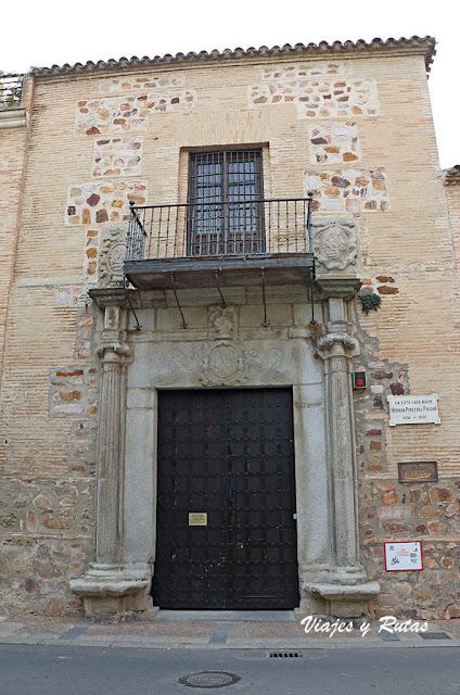 Casa de Hernán Pérez del Pulgar - Museo López Villaseñor
