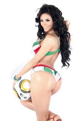 Las Chicas de la Tricolor