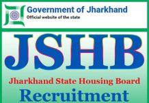 JSHB Recruitment 2017