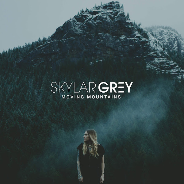 Skylar Grey - Moving Mountains - Single Cover