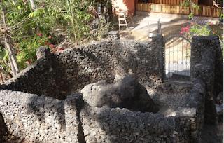 Batu Walio-peninggalan kerajaan Buton