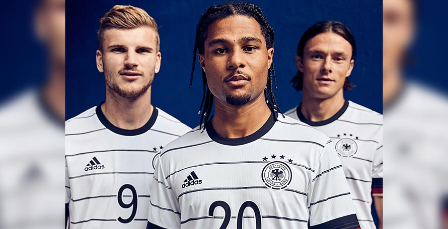 Germany Euro 2020 Home Kit Released - Footy Headlines