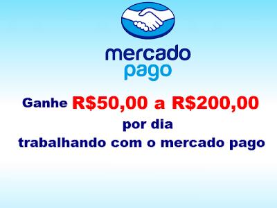 GANHE COM MERCADO PAGO