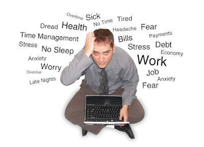 stress, work, life, balance, worry, fear