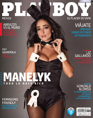 Manelik - Playboy Mexico 2017 Marzo (52 Fotos HQ)
