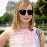 Jennifer Lawrence hot in skirt pants fashion ensemble