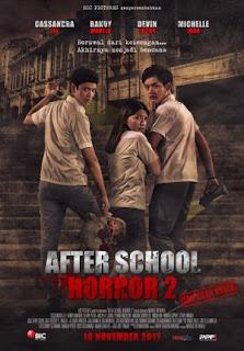 Film After School Horror 2 2017 di Bioskop