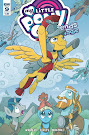 My Little Pony Legends of Magic #9 Comic Cover B Variant