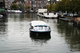 boot huur amsterdam