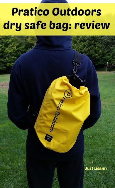 Pratico Outdoors dry safe bag: Review