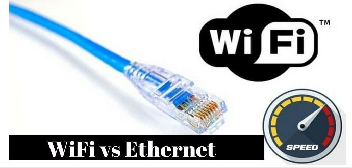 Wi-Fi vs Ethernet – ¿Cuál es mejor?