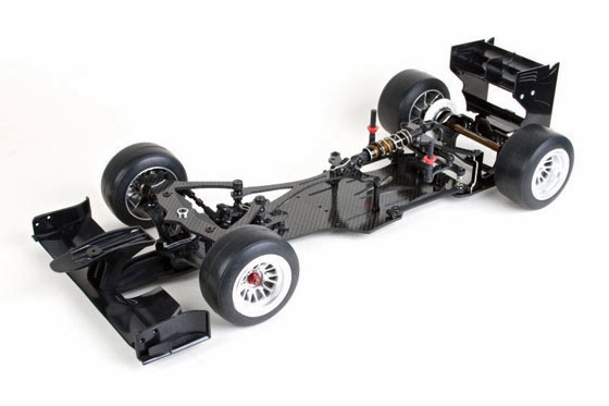 VBC Racing LightningF 1/10 Formula Car