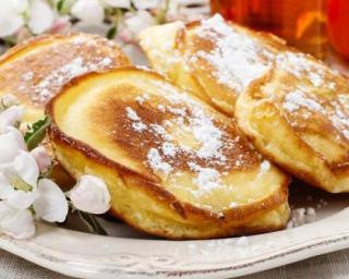 Recette Beignets aux pommes au four