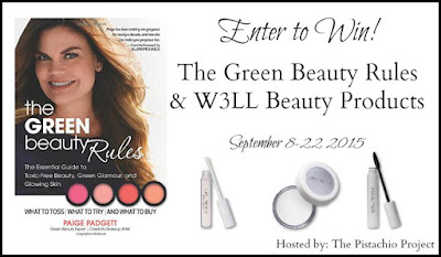 Green Beauty Rules Giveaway | www.mommyandlove.com