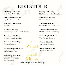 The Weight of Small Things Blog Tour
