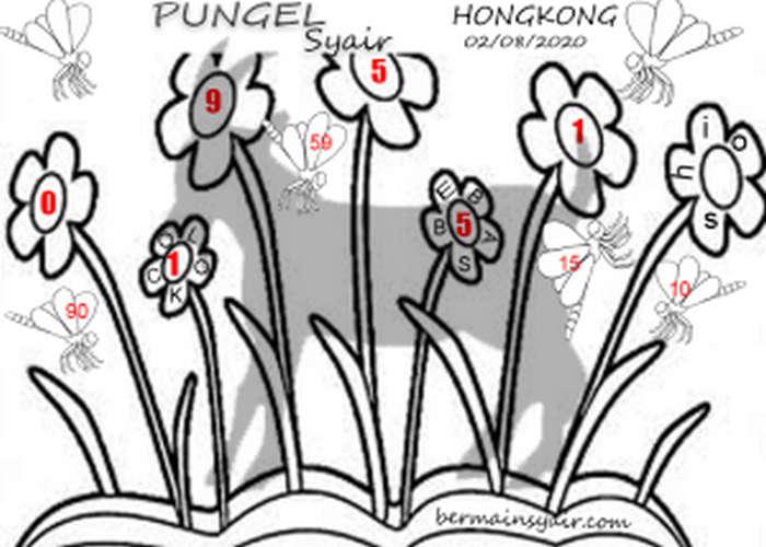 Kode syair Hongkong Minggu 2 Agustus 2020 170