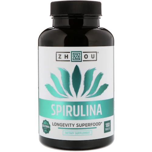 Zhou-Nutrition-Spirulina-6-oz-170-g/81008