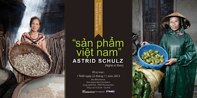 Made in Vietnam - Exhibition  by Astrid Schulz