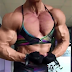 Video Beautiful Female Bodybuilder Amazing Huge Body :