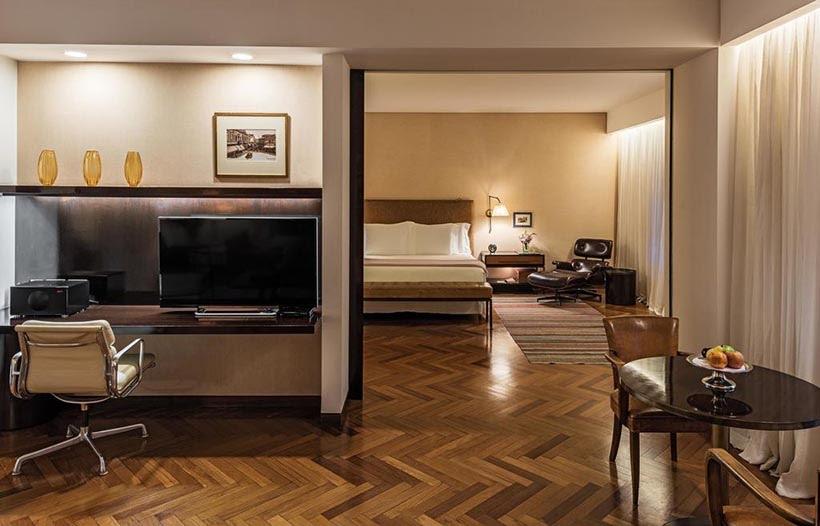 Hotel Fasano - SP - Gramado e Campos do Jordão têm os melhores hotéis do Brasil