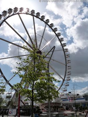 Hafengeburtstag Hamburg, Riesenrad