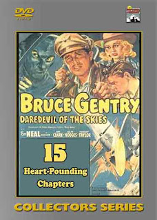 Bruce Gentry - 15 Chapter Serial
