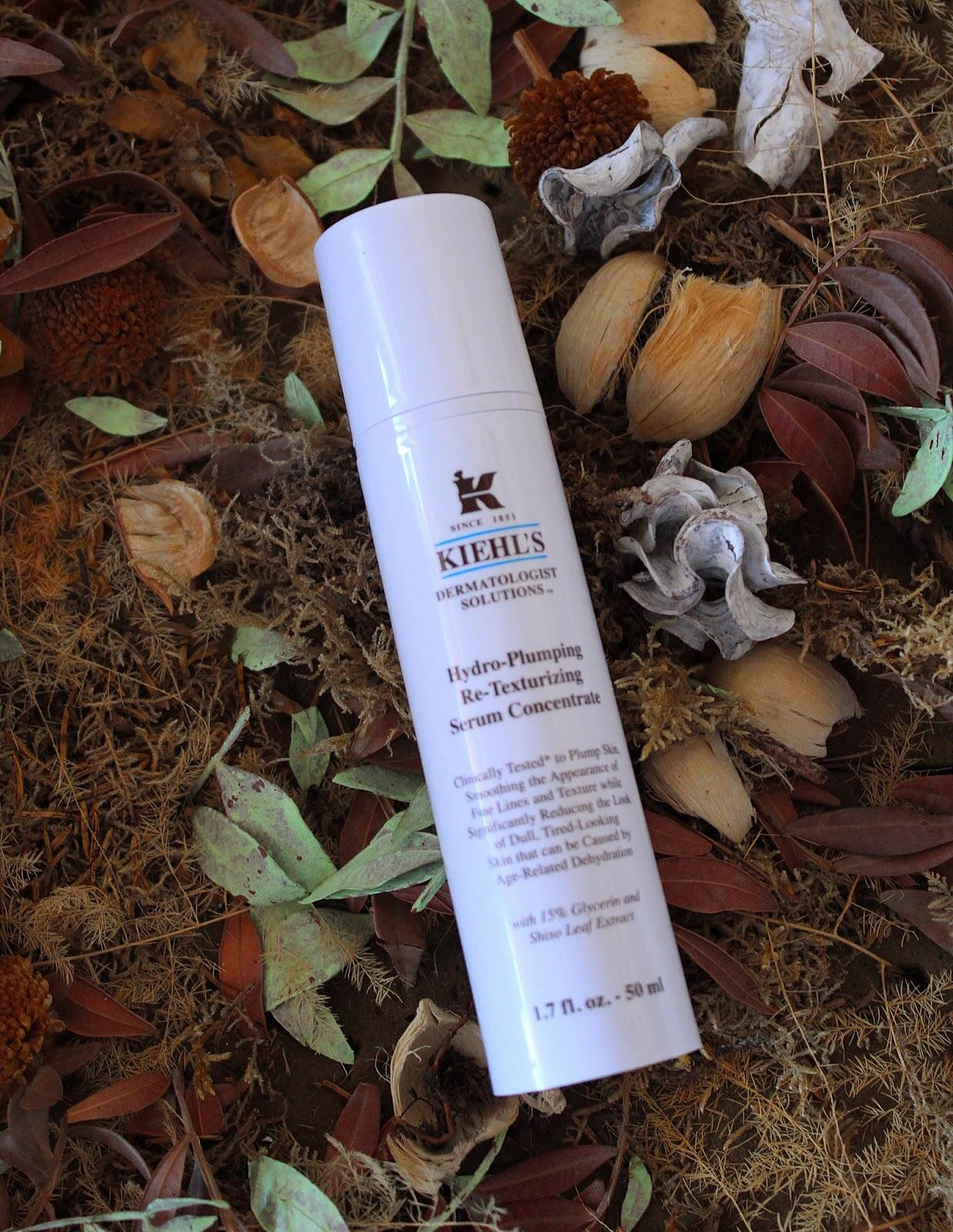últimas novedades para el cuidado de la piel de Kiehl's