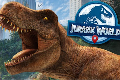 Jurassic World Alive MOD APK 1.4.11 For Android Update Terbaru (Infinite Battery)