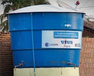 Em Picuí moradora reclama da distribuição de água potável no Limeira