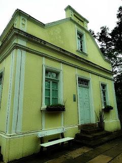 Casa Amarela, em Ivoti