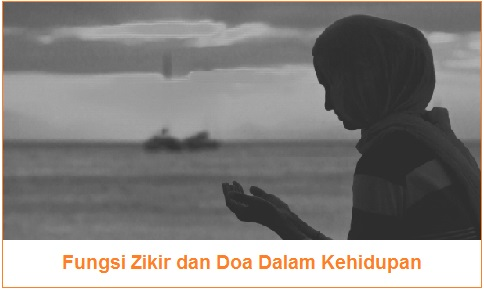 Fungsi Zikir dan Doa Dalam Kehidupan