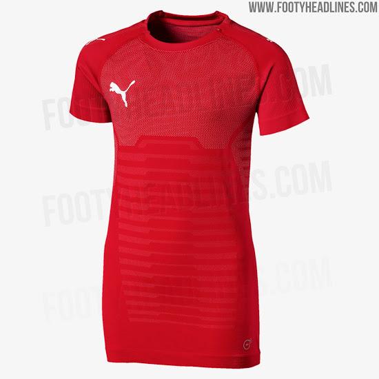 42a627eae Komplette Puma 2019-2020 Teamwear Trikot-Kollektion geleakt - 10 ...