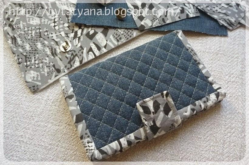 171db54b8543b От души и с позитивом): Текстильный кошелек