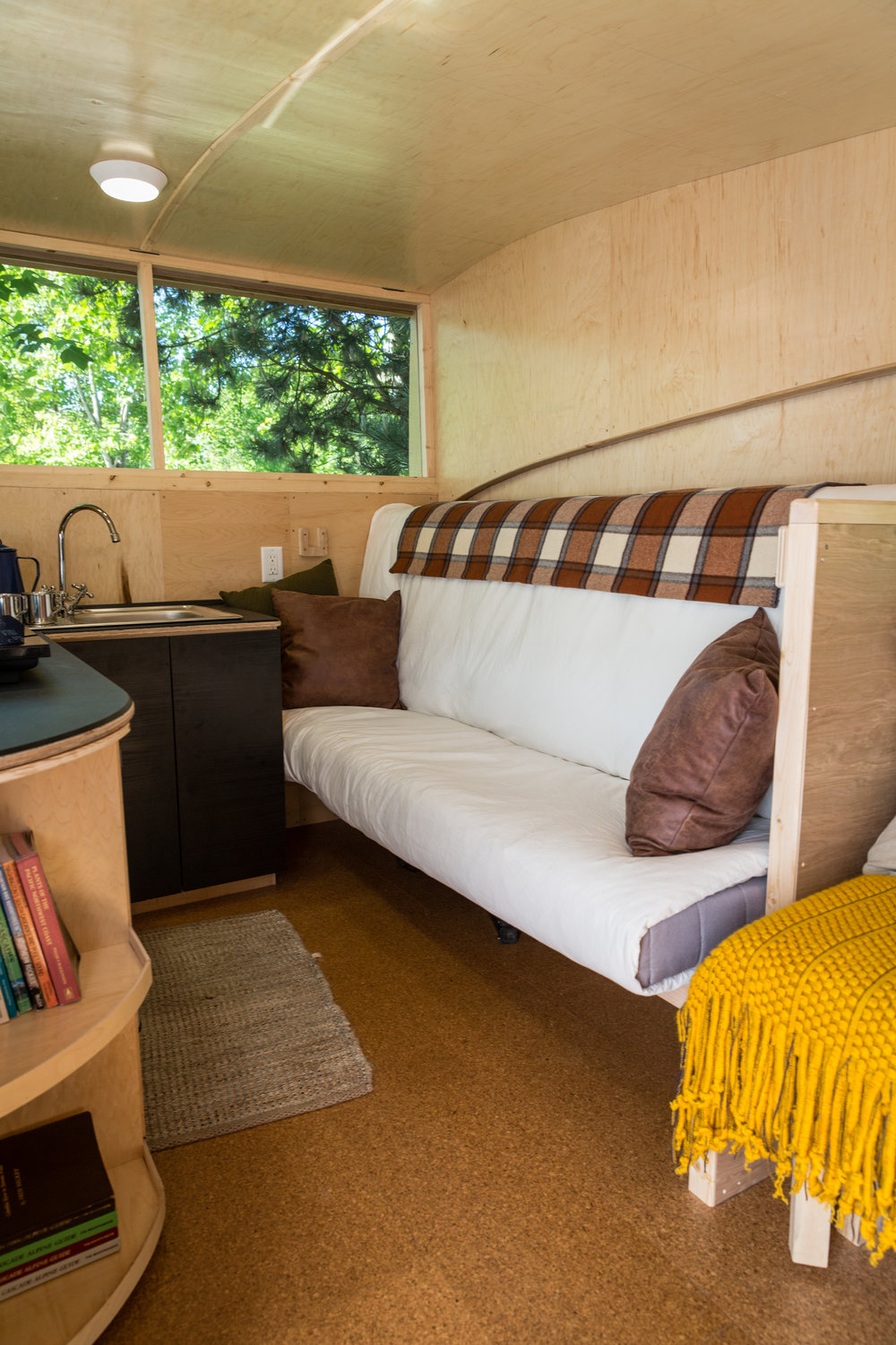 Tiny House Town Homegrown Trailers